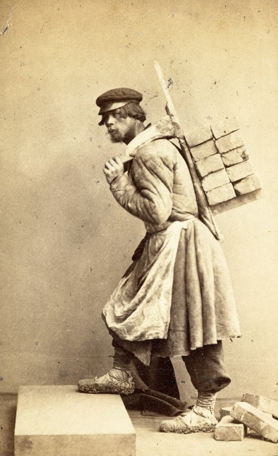 People of the Russian Empire in the 1850s-1870s, photo 17