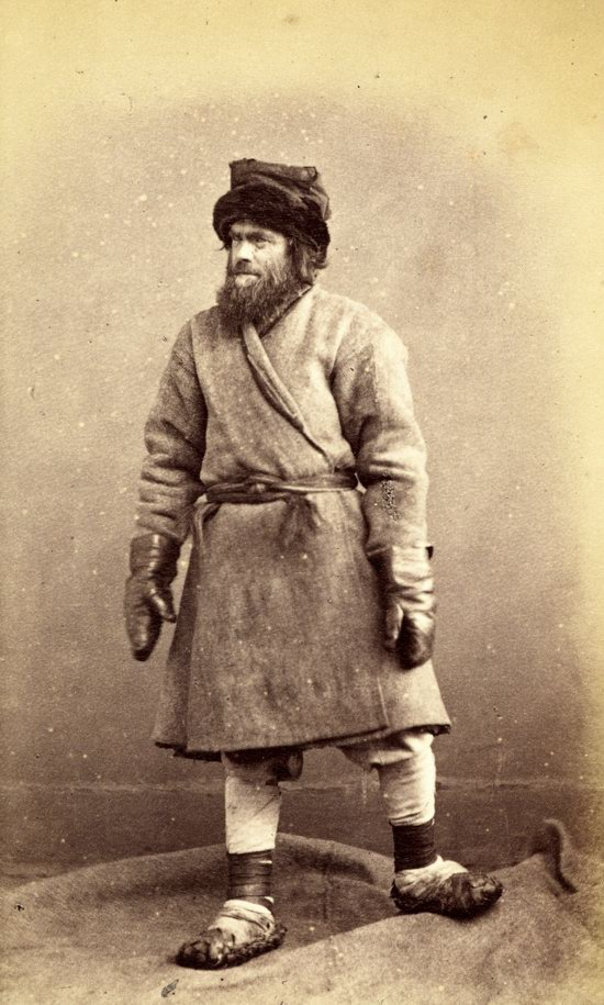 People of the Russian Empire in the 1850s-1870s, photo 19