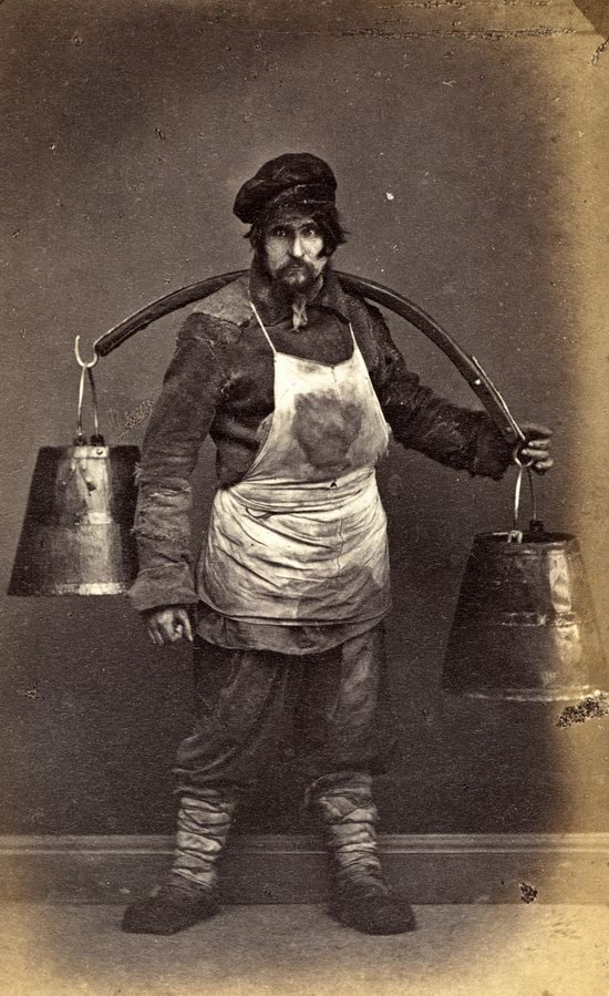 People of the Russian Empire in the 1850s-1870s, photo 2