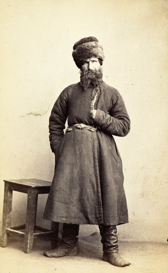 People of the Russian Empire in the 1850s-1870s, photo 20