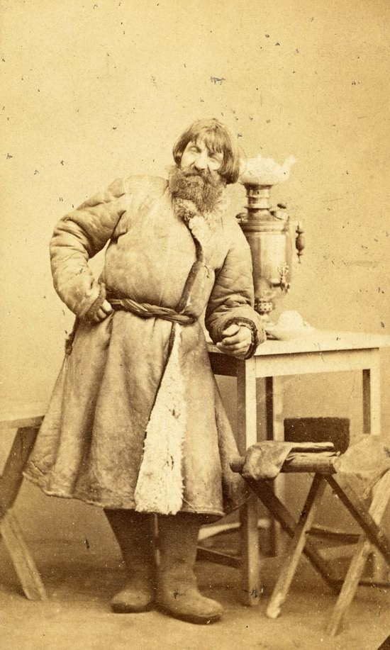 People of the Russian Empire in the 1850s-1870s, photo 21