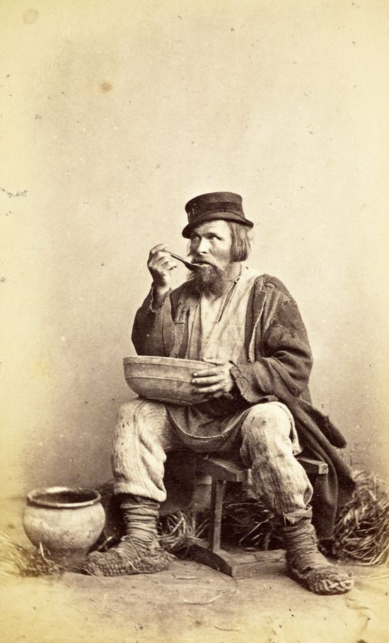 People of the Russian Empire in the 1850s-1870s, photo 22