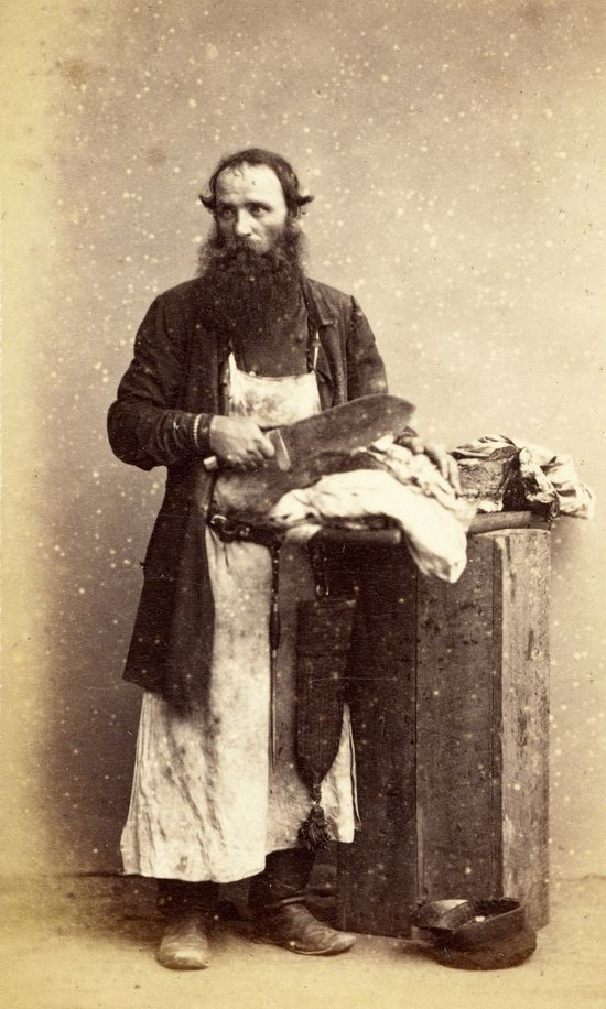 People of the Russian Empire in the 1850s-1870s, photo 26