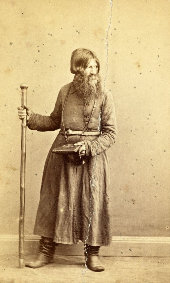 People of the Russian Empire in the 1850s-1870s, photo 27