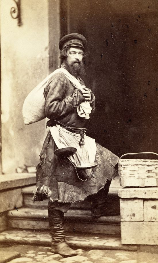 People of the Russian Empire in the 1850s-1870s, photo 28