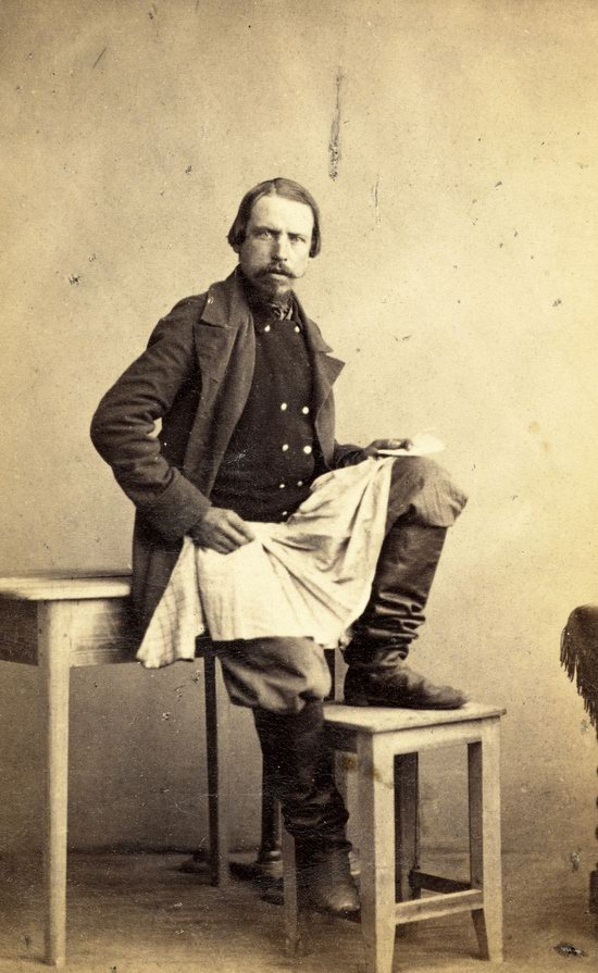 People of the Russian Empire in the 1850s-1870s, photo 29