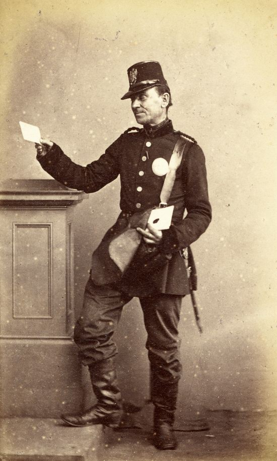 People of the Russian Empire in the 1850s-1870s, photo 31