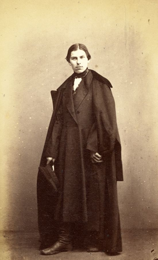 People of the Russian Empire in the 1850s-1870s, photo 4