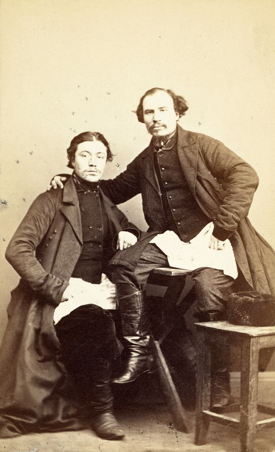 People of the Russian Empire in the 1850s-1870s, photo 6