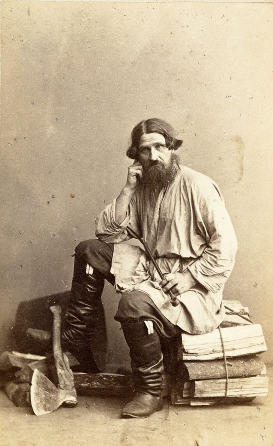 People of the Russian Empire in the 1850s-1870s, photo 8