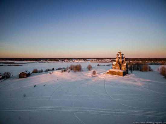 Church of Our Lady in Podporozhye, Arkhangelsk region, Russia, photo 2