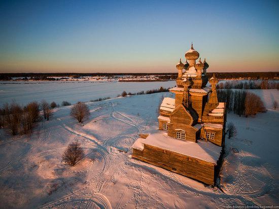Church of Our Lady in Podporozhye, Arkhangelsk region, Russia, photo 7