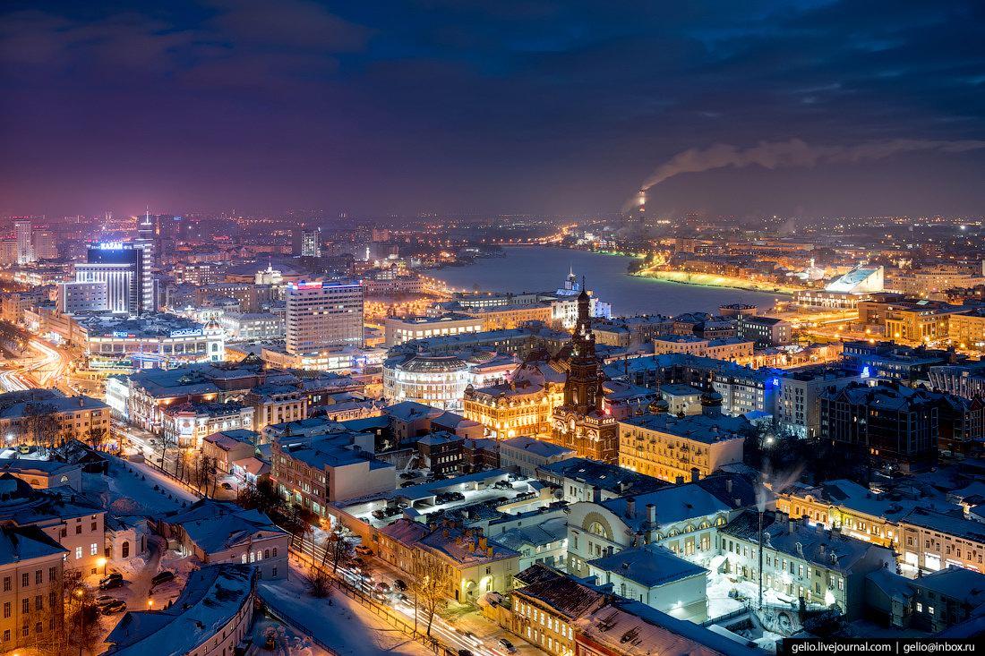 Kazan city · Russia Travel Blog