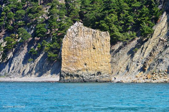 Parus (Sail) Rock near Gelendzhik, Russia, photo 10