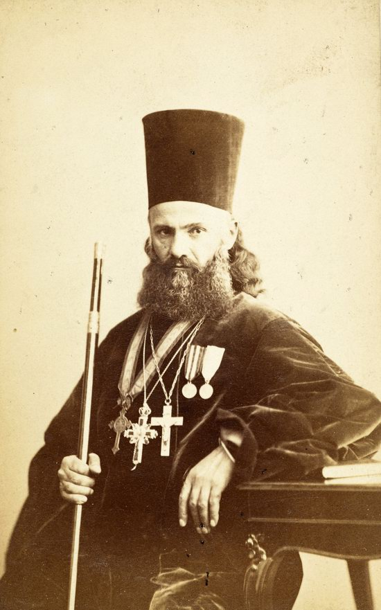 People of the Russian Empire in the 1850s-1870s, photo 32