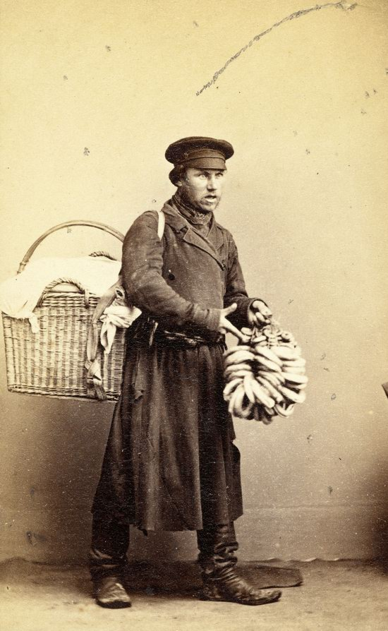 People of the Russian Empire in the 1850s-1870s, photo 34