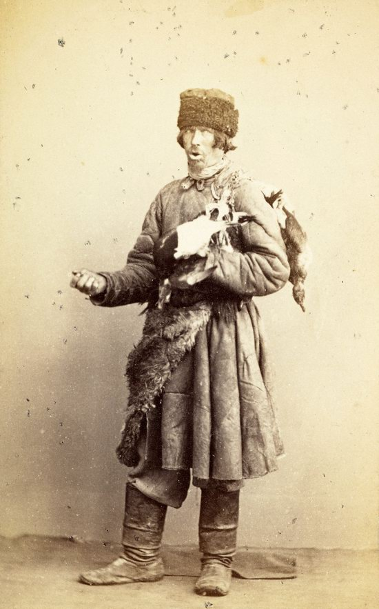 People of the Russian Empire in the 1850s-1870s, photo 35