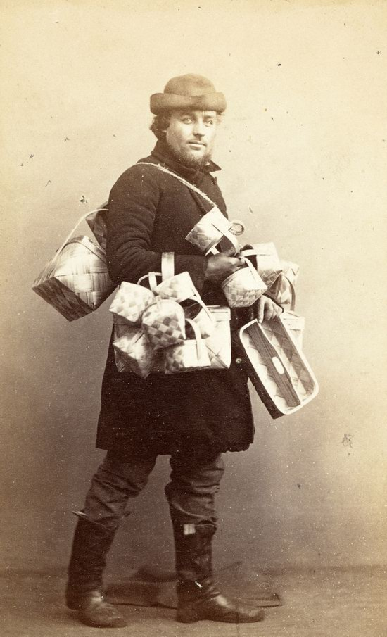People of the Russian Empire in the 1850s-1870s, photo 38