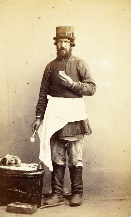 People of the Russian Empire in the 1850s-1870s, photo 40