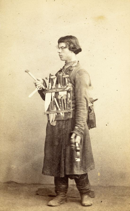 People of the Russian Empire in the 1850s-1870s, photo 41
