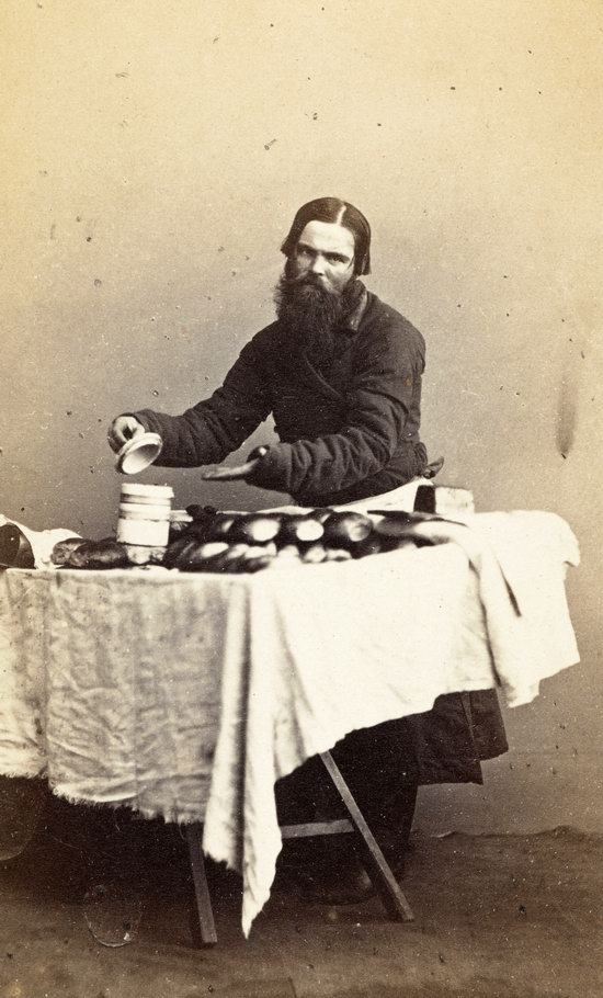 People of the Russian Empire in the 1850s-1870s, photo 44