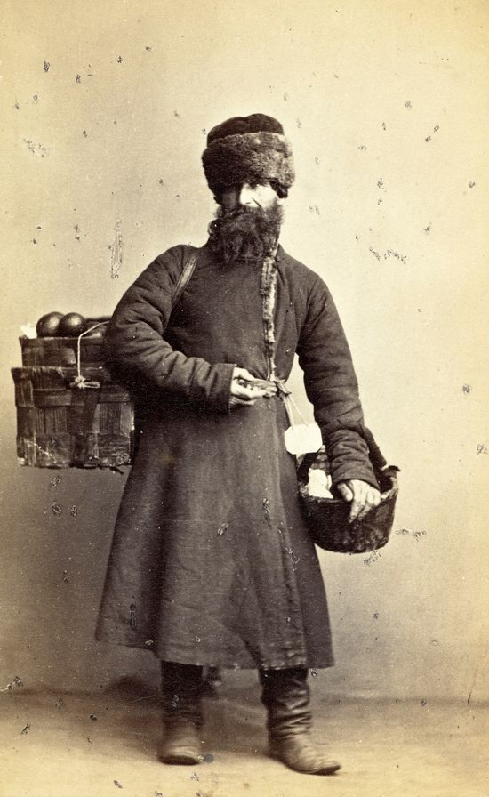 People of the Russian Empire in the 1850s-1870s, photo 46