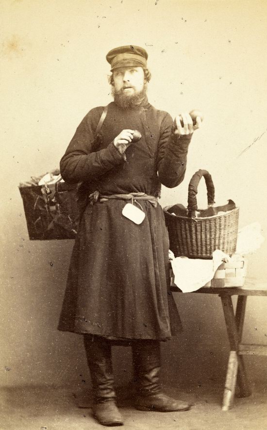 People of the Russian Empire in the 1850s-1870s, photo 47