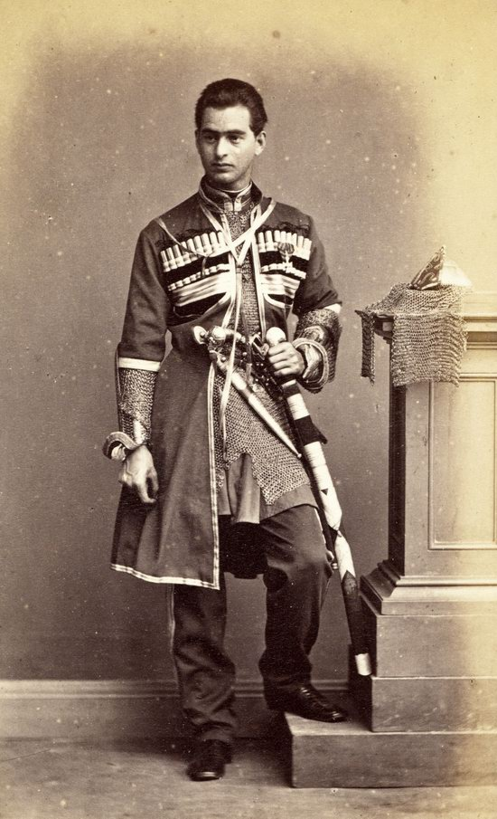 People of the Russian Empire in the 1850s-1870s, photo 48