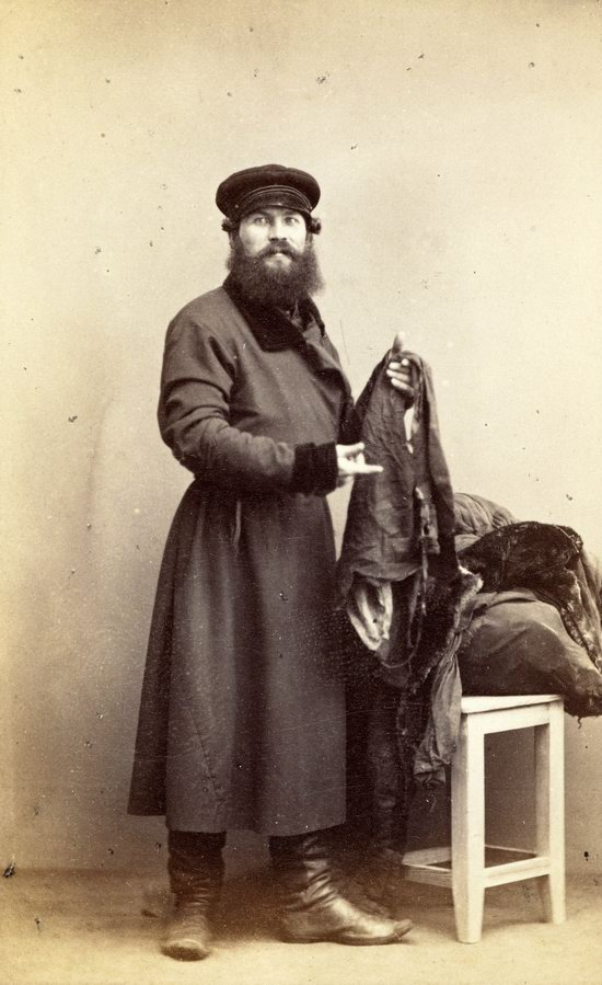 People of the Russian Empire in the 1850s-1870s, photo 50