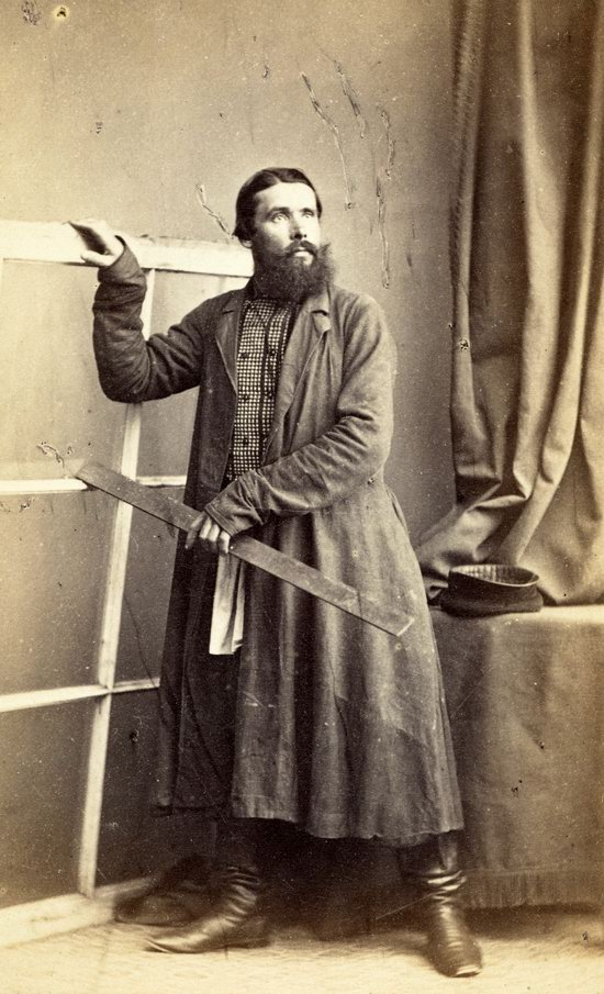 People of the Russian Empire in the 1850s-1870s, photo 51