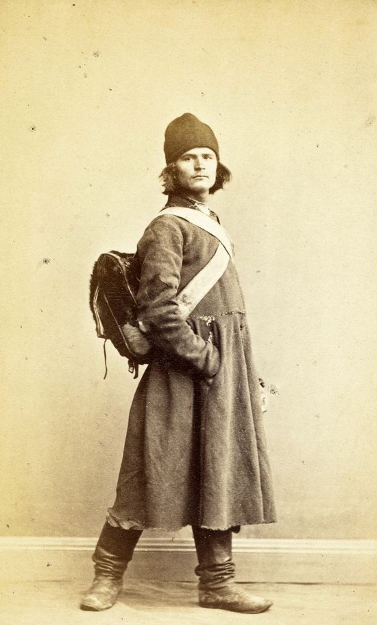 People of the Russian Empire in the 1850s-1870s, photo 53