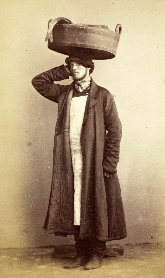 People of the Russian Empire in the 1850s-1870s, photo 54