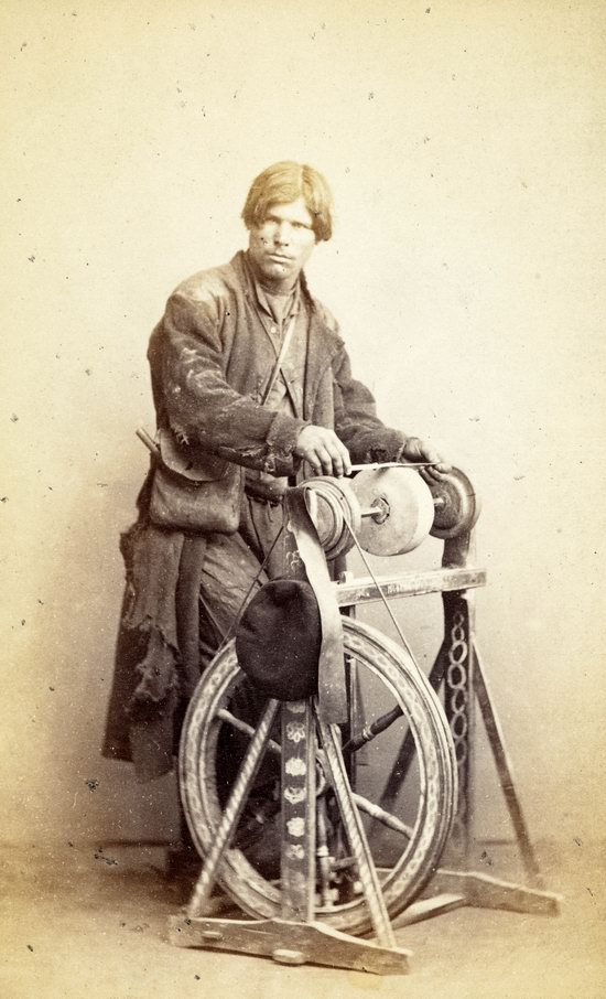 People of the Russian Empire in the 1850s-1870s, photo 57
