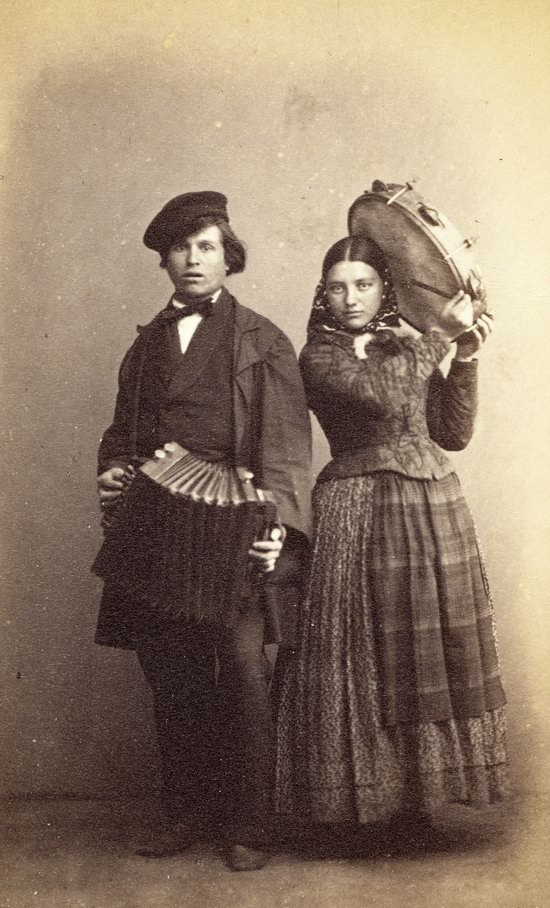 People of the Russian Empire in the 1850s-1870s, photo 59