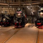 Russian Railway Museum in St. Petersburg