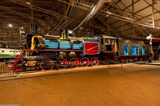 Russian Railway Museum in St. Petersburg, photo 10
