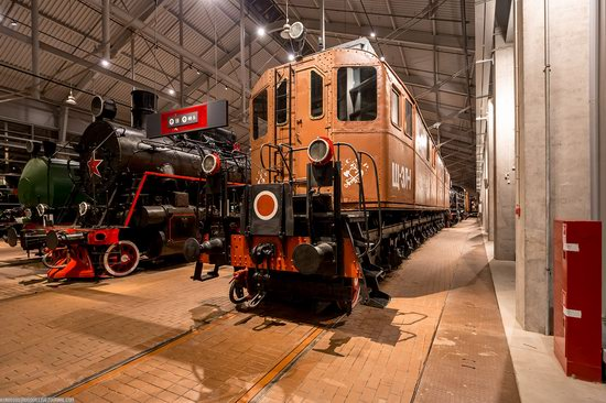 Russian Railway Museum in St. Petersburg, photo 13