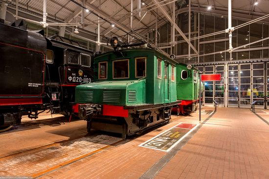 Russian Railway Museum in St. Petersburg, photo 14
