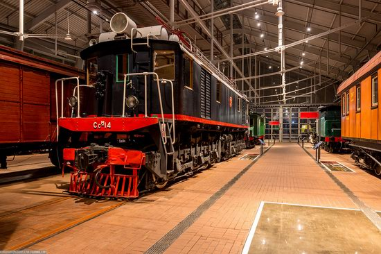Russian Railway Museum in St. Petersburg, photo 15