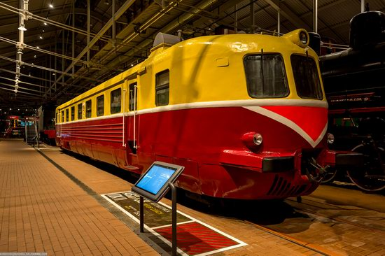 Russian Railway Museum in St. Petersburg, photo 16