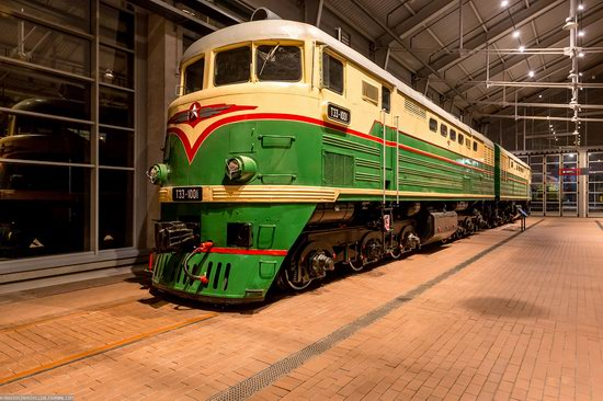 Russian Railway Museum in St. Petersburg, photo 19