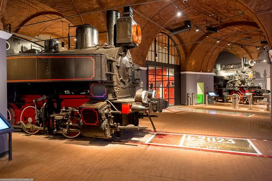 Russian Railway Museum in St. Petersburg, photo 2
