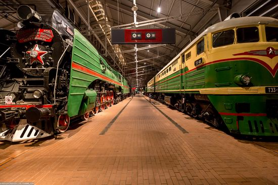 Russian Railway Museum in St. Petersburg, photo 20