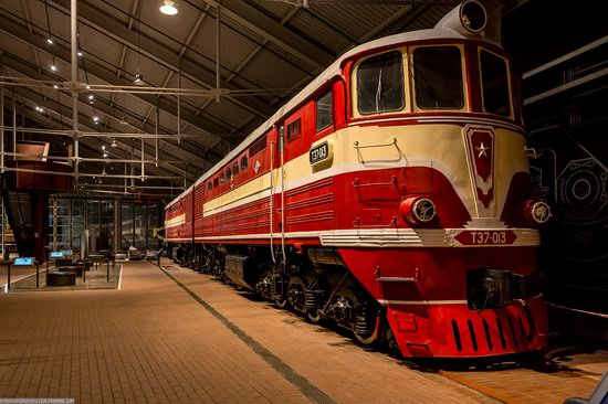 Russian Railway Museum in St. Petersburg, photo 21