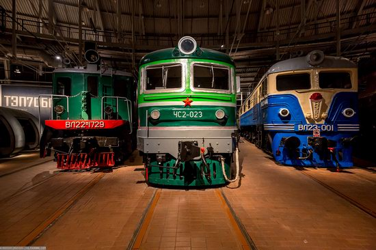 Russian Railway Museum in St. Petersburg, photo 24