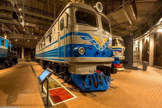 Russian Railway Museum in St. Petersburg, photo 26