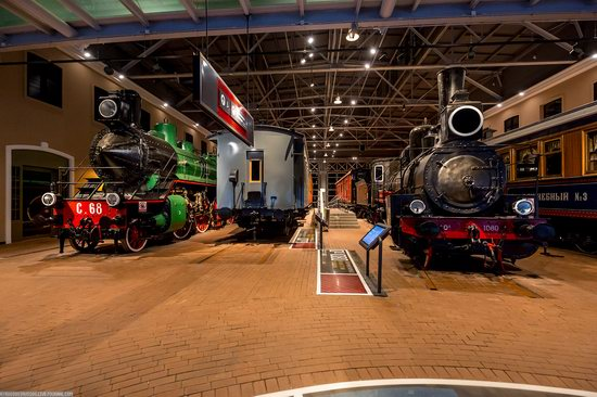 Russian Railway Museum in St. Petersburg, photo 7