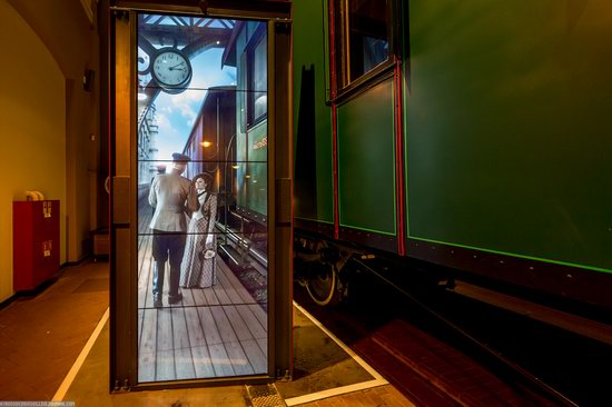 Russian Railway Museum in St. Petersburg, photo 8