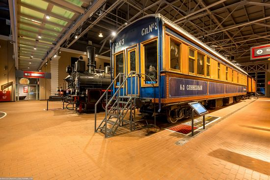 Russian Railway Museum in St. Petersburg, photo 9