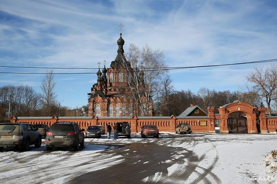 Shamordino Convent in the Kaluga region, Russia, photo 1